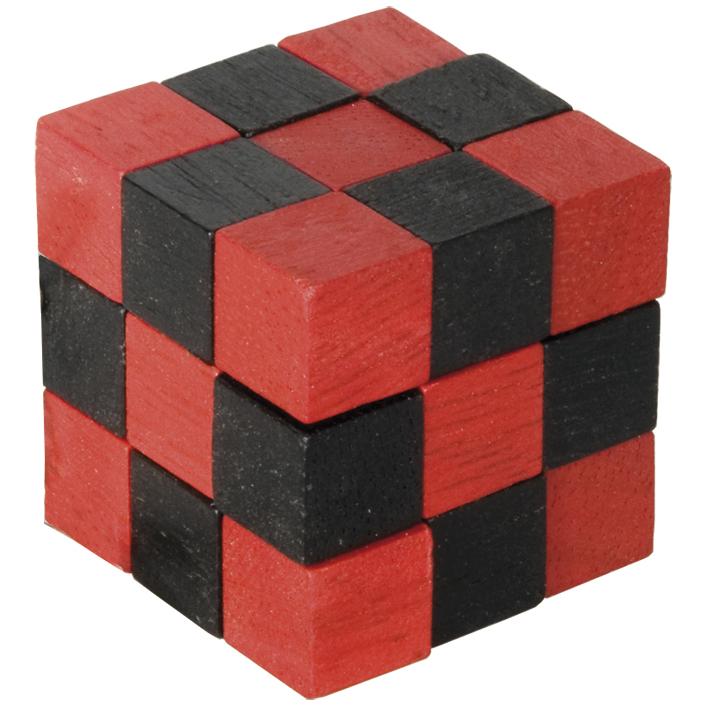 Joc logic cub sarpe rosu si negru fridolin