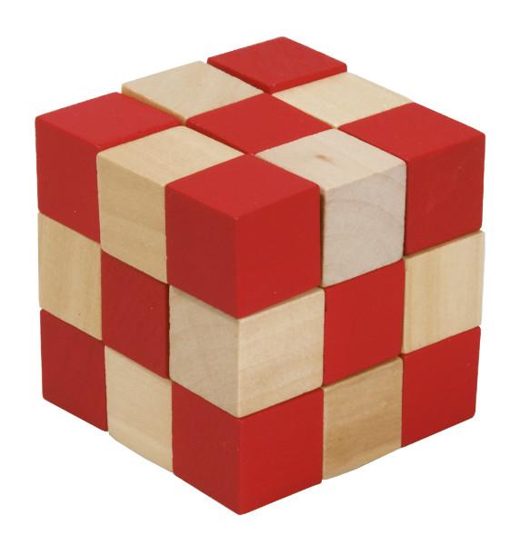 Joc logic cub sarpe rosu si bej fridolin
