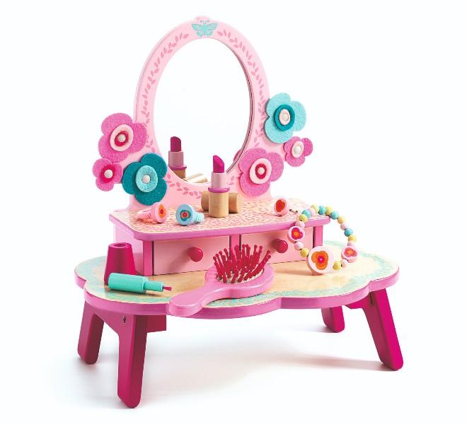 Masuta de toaleta flora joc de rol djeco imagine