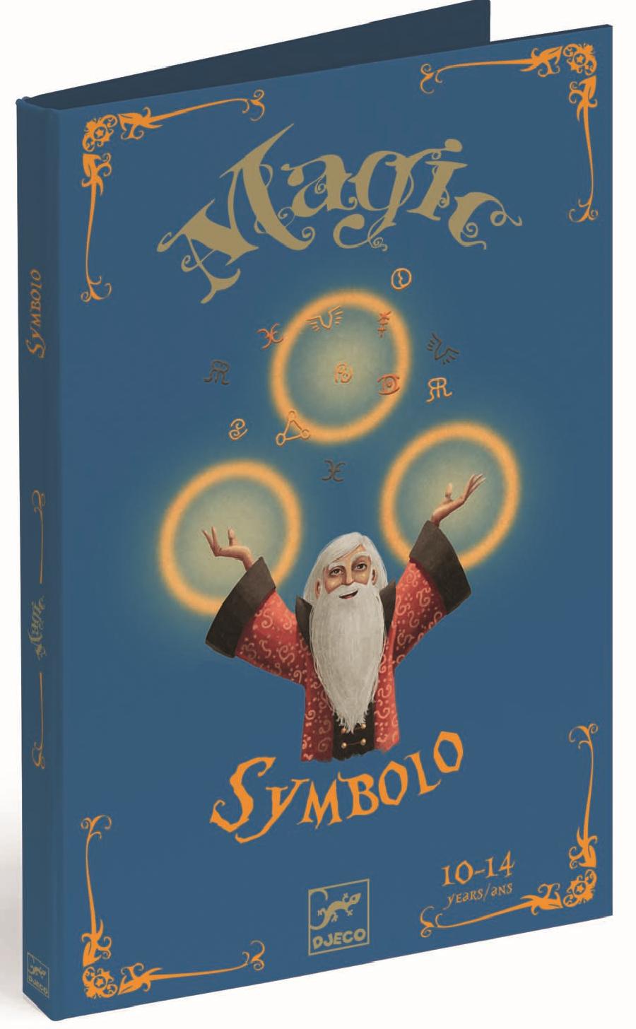 Joc de magie symbolo djeco