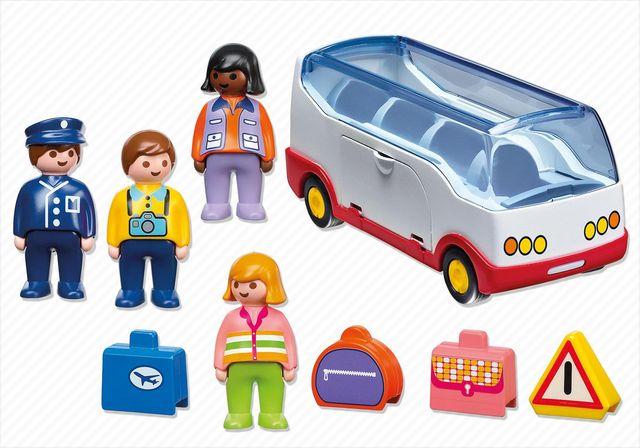 Autobuz playmobil 1.2.3 - 1