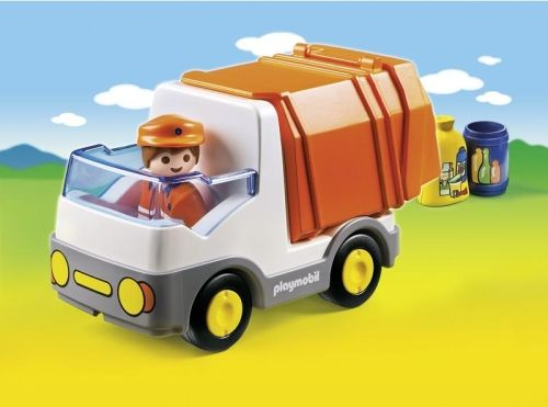 Camion de deseuri playmobil 1.2.3 - 1