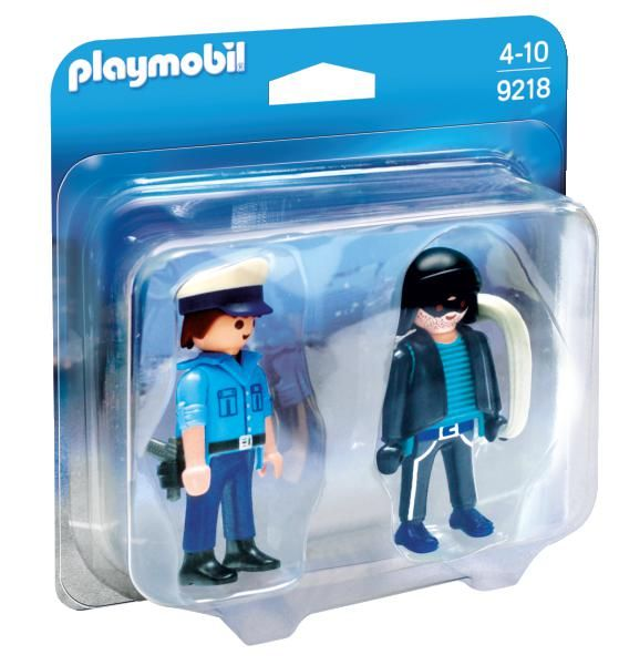 Politist si hot playmobil city action