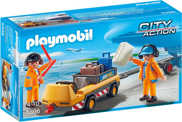 Remorcher cu echipaj playmobil city action imagine