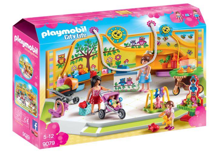 Magazin pentru bebelusi playmobil city life imagine