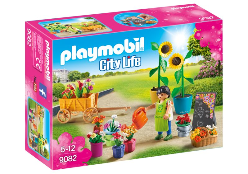 Florar playmobil city life