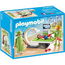 Camera cu raze x playmobil city life