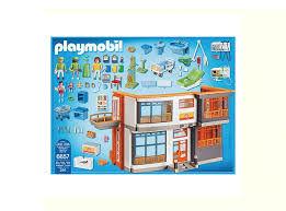 Spitalul de copii echipat playmobil city life - 2