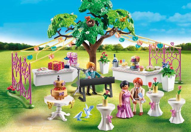 Festivitate de nunta playmobil city life - 1