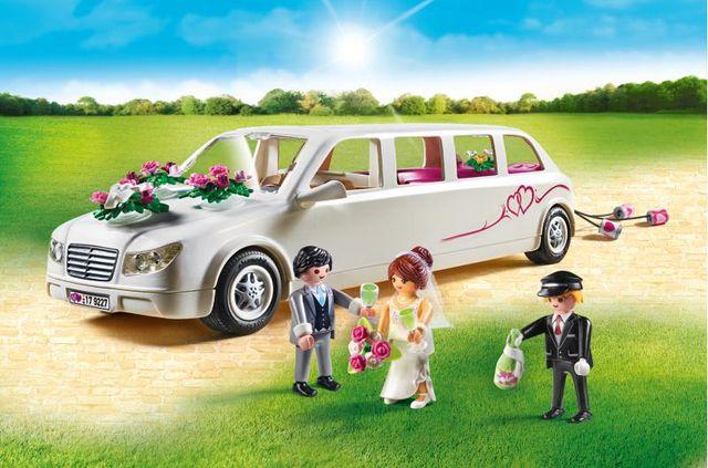 Limuzina de nunta playmobil city life - 1