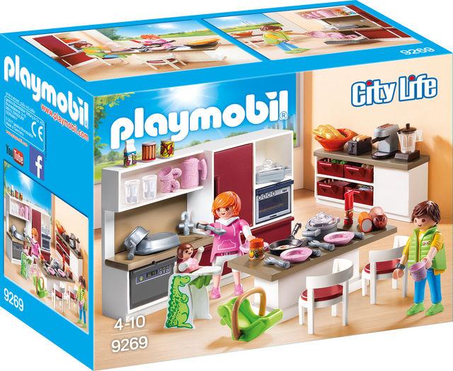 Bucatarie playmobil city life