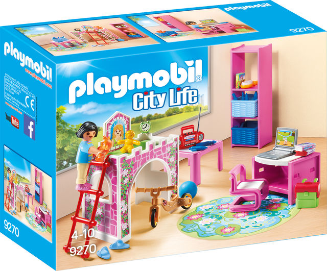 Camera copiilor playmobil city life