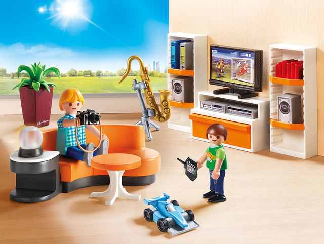 Sufragerie playmobil city life - 1