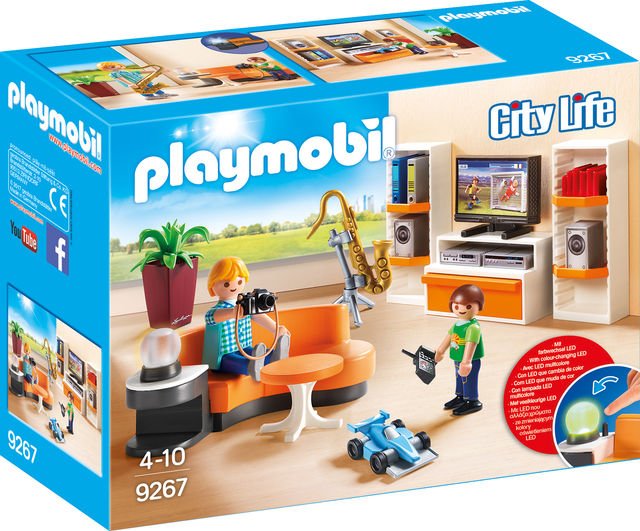Sufragerie playmobil city life