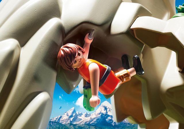 Zona de alpinism playmobil action - 2
