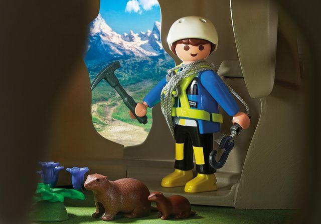 Zona de alpinism playmobil action - 3