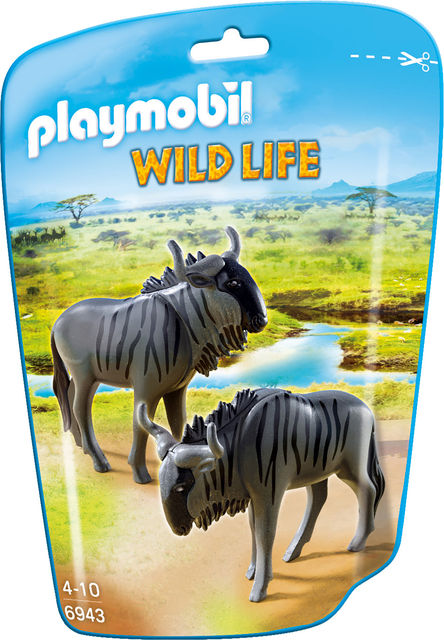 Antilope animale dragalase playmobil wild life imagine
