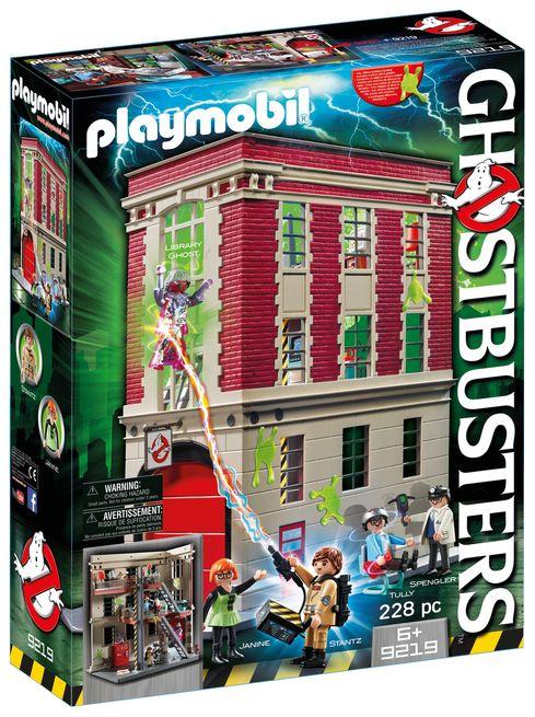 Sediul central playmobil ghostbusters