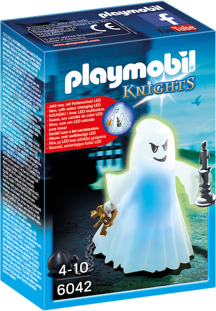Fantoma cu led playmobil knights