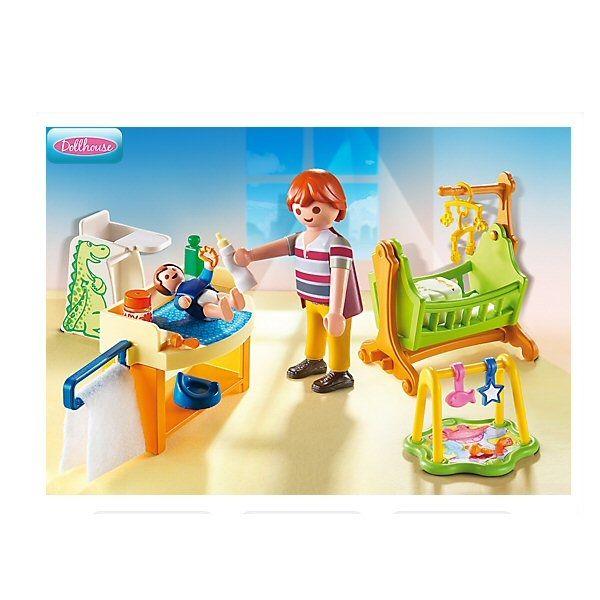 Camera bebelusului playmobil doll house - 3