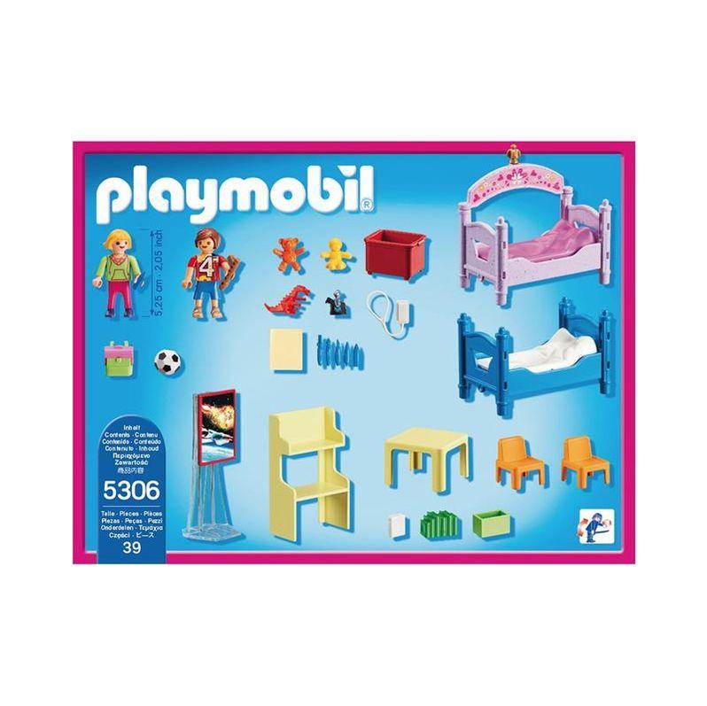 Camera copiilor playmobil doll house - 1