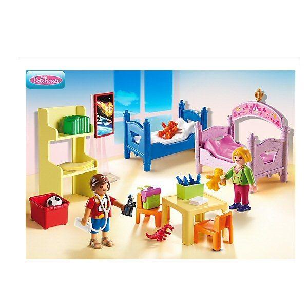 Camera copiilor playmobil doll house - 3