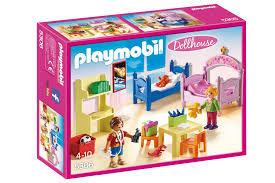 Camera copiilor playmobil doll house