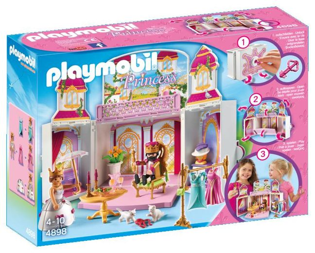 Camera regala playmobil princess