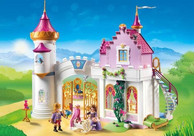 Casa regala playmobil princess - 1