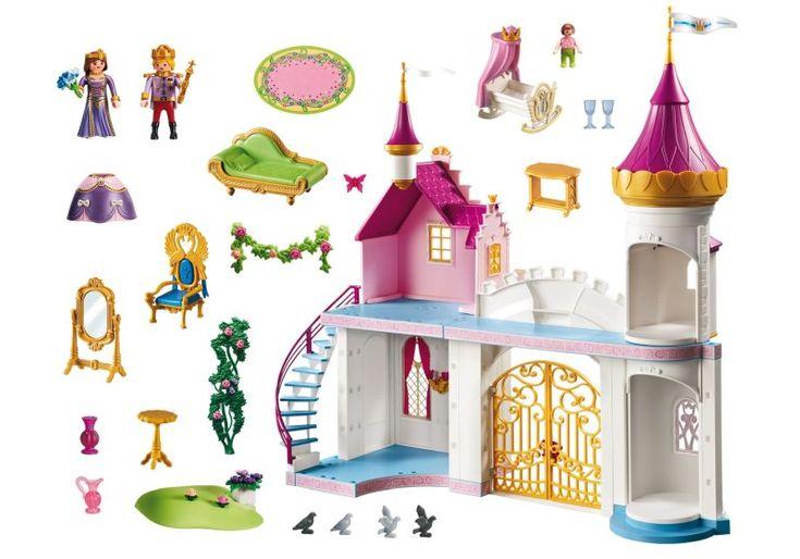 Casa regala playmobil princess - 2