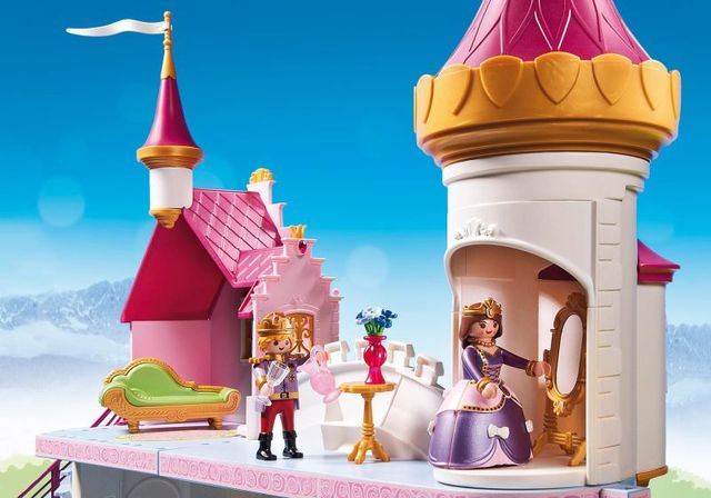 Casa regala playmobil princess - 3