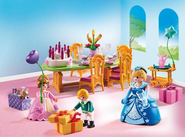 Petrecere regala playmobil princess - 2