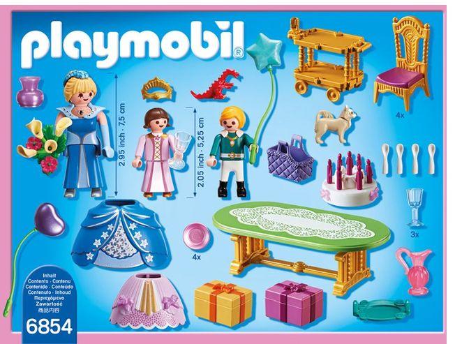 Petrecere regala playmobil princess - 1