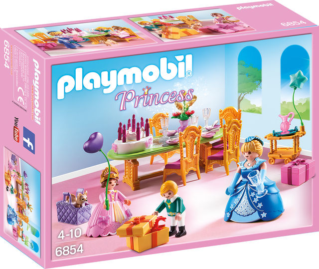 Petrecere regala playmobil princess