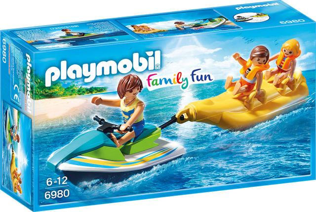 Ambarcatiune si barcuta playmobil family fun imagine