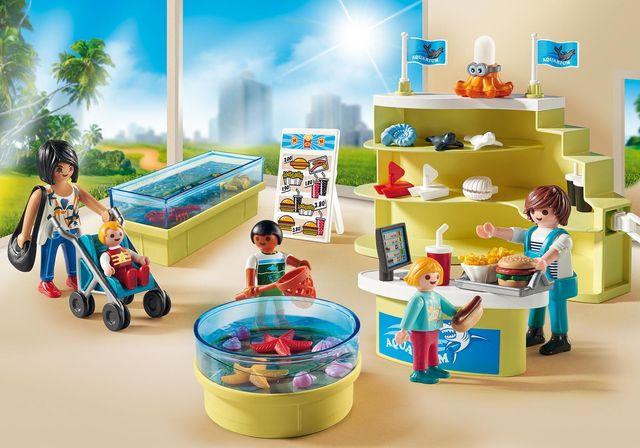 Magazin acvariu playmobil family fun - 1
