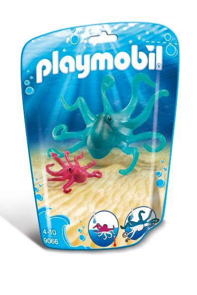 Caracatita si pui playmobil family fun