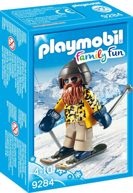 Schior cu barba playmobil family fun