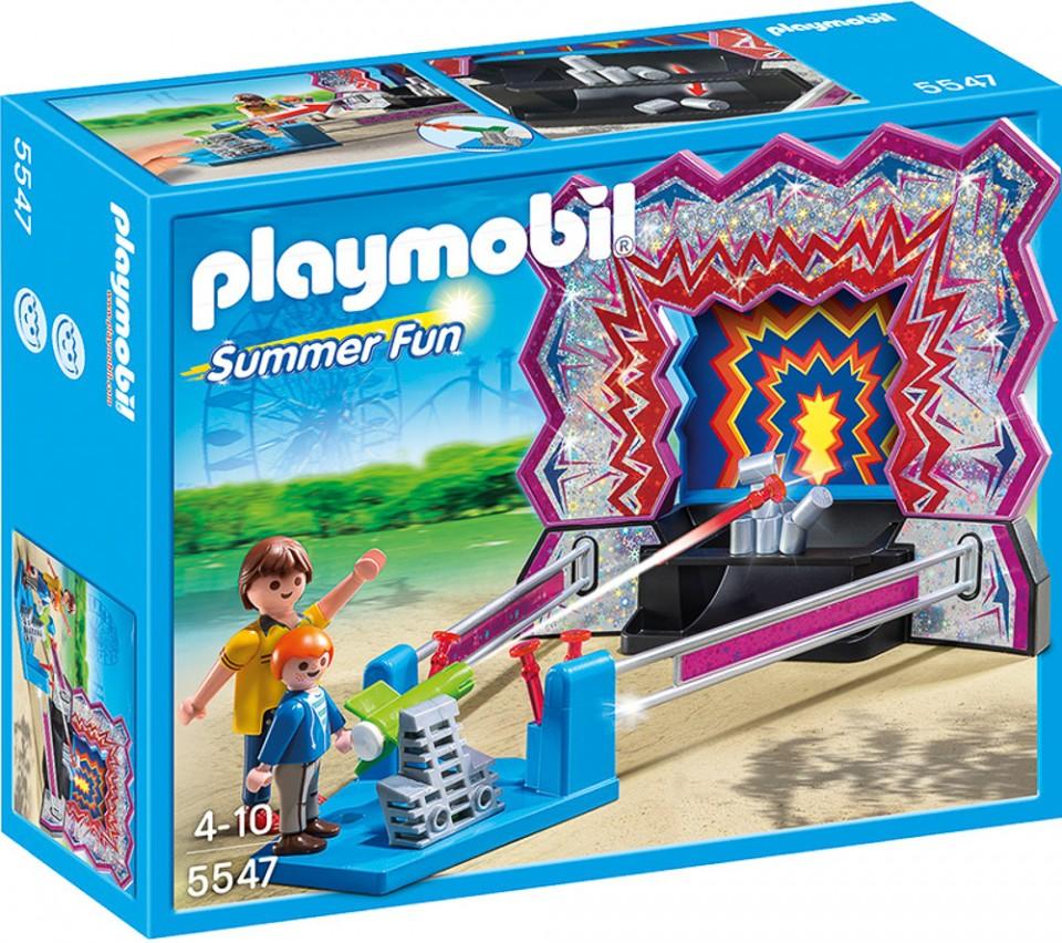 Tir in parc playmobil summer fun imagine