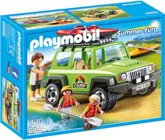 Vehicul de teren playmobil summer fun