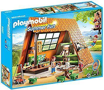 Zona de camping playmobil summer fun