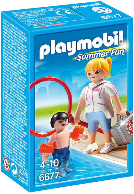 Salvamar playmobil summer fun