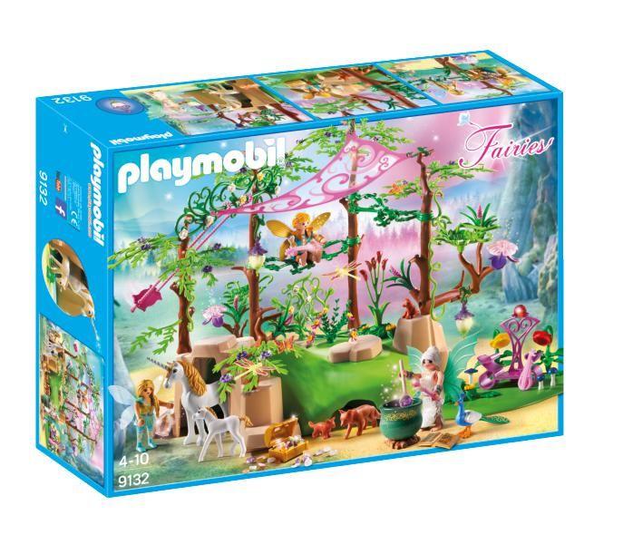 Padurea magica cu zane playmobil fairies
