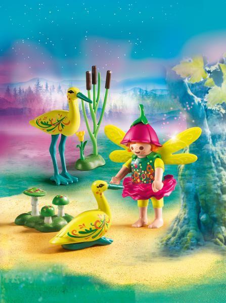 Zana cu berze playmobil fairies - 1