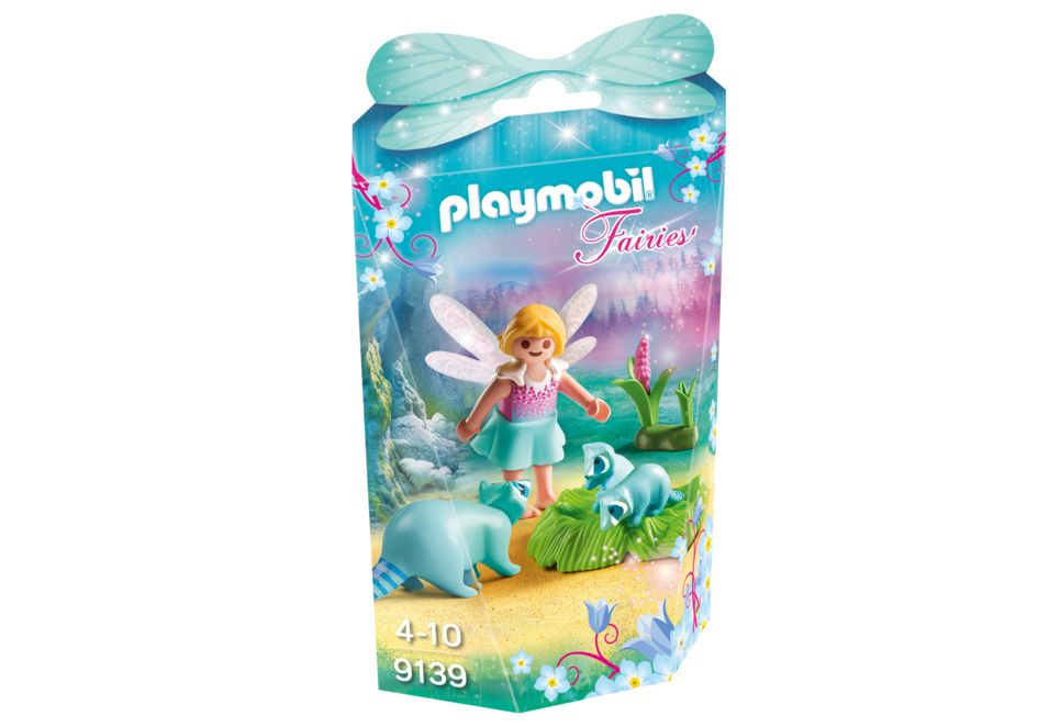 Zana cu ratoni playmobil fairies