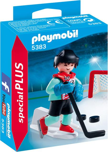 Jucator de hochei playmobil