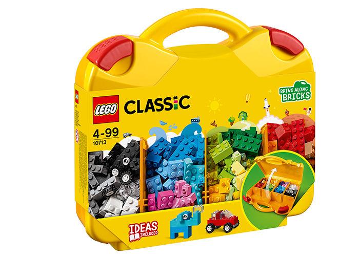 Valiza creativa de construit lego classic