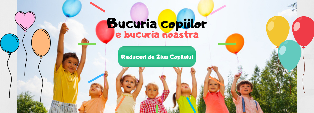 Oferta jucarii copii 1 iunie.(ziua copilului)